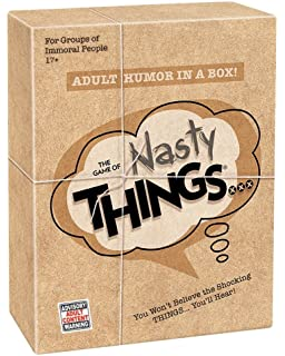 The Game of Nasty THINGS, 2018 Educational Toy Selection