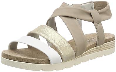 Womens 28612 Sling Back Sandals Caprice c1td8UOE7