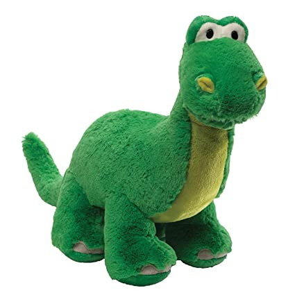Amazon Com Gund Crusher Dinosaur Stuffed Animal Toy Toys Games