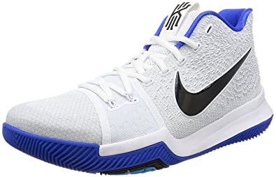 "new style d2d4e e55f5 Image Unavailable. Image not available for. Colour  Nike Kyrie 3 ""Hyper  Cobalt†852395-102 Hyper Cobalt White-"