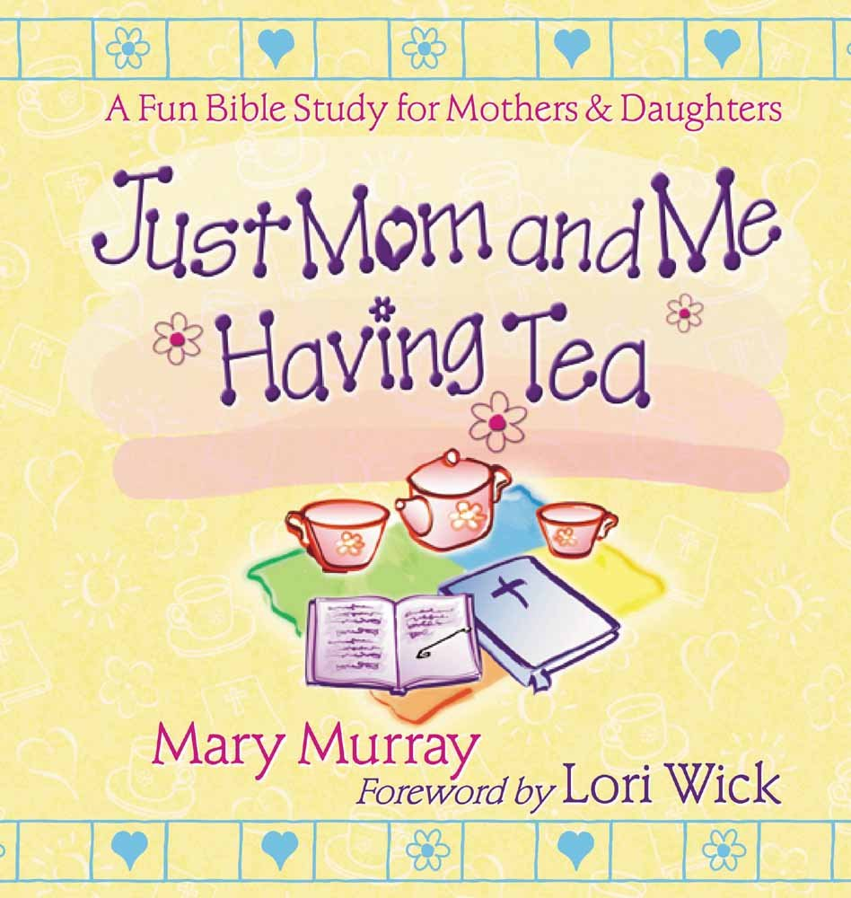 Just Mom Having Tea Daughters product image