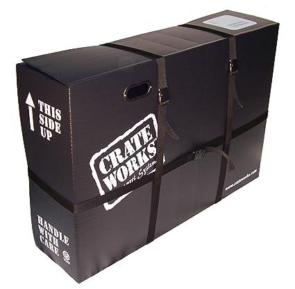 Amazon.com: Pro xl-c corragated de plástico – Caja para ...