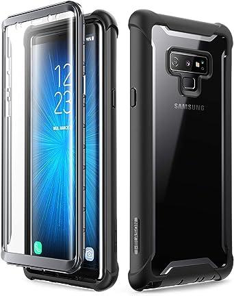 i-Blason Funda Samsung Galaxy Note 9 [Serie Ares] Transparente ...