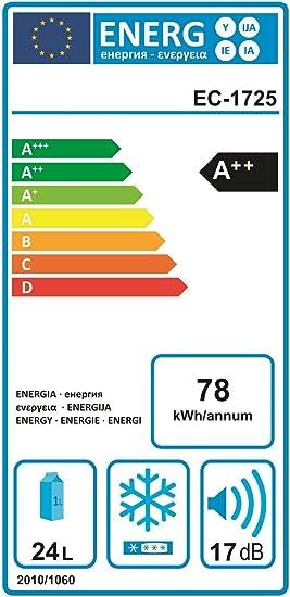 Outwell ECOcool Lite Light Petrol 24L 12V//230V UK