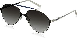Carrera Men's Sun 124/S 6LB/HD -58-17 -145 Sunglasses, Grey, 58