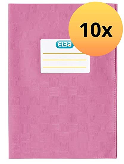 Heftumschlag Heftumschläge Hefthülle A4 A5 in 16 Farben sehr robuste Qualität