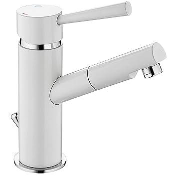 Einhebelmischer Waschbecken Waschtisch Armatur Wasserhahn Bad
