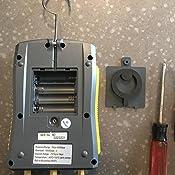 Amazon.com: Juego de manómetro digital de refrigeración ...