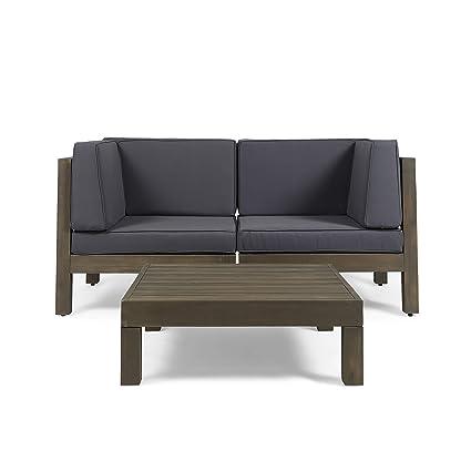 Amazon.com: Great Deal Furniture Keith - Juego de mesa de ...