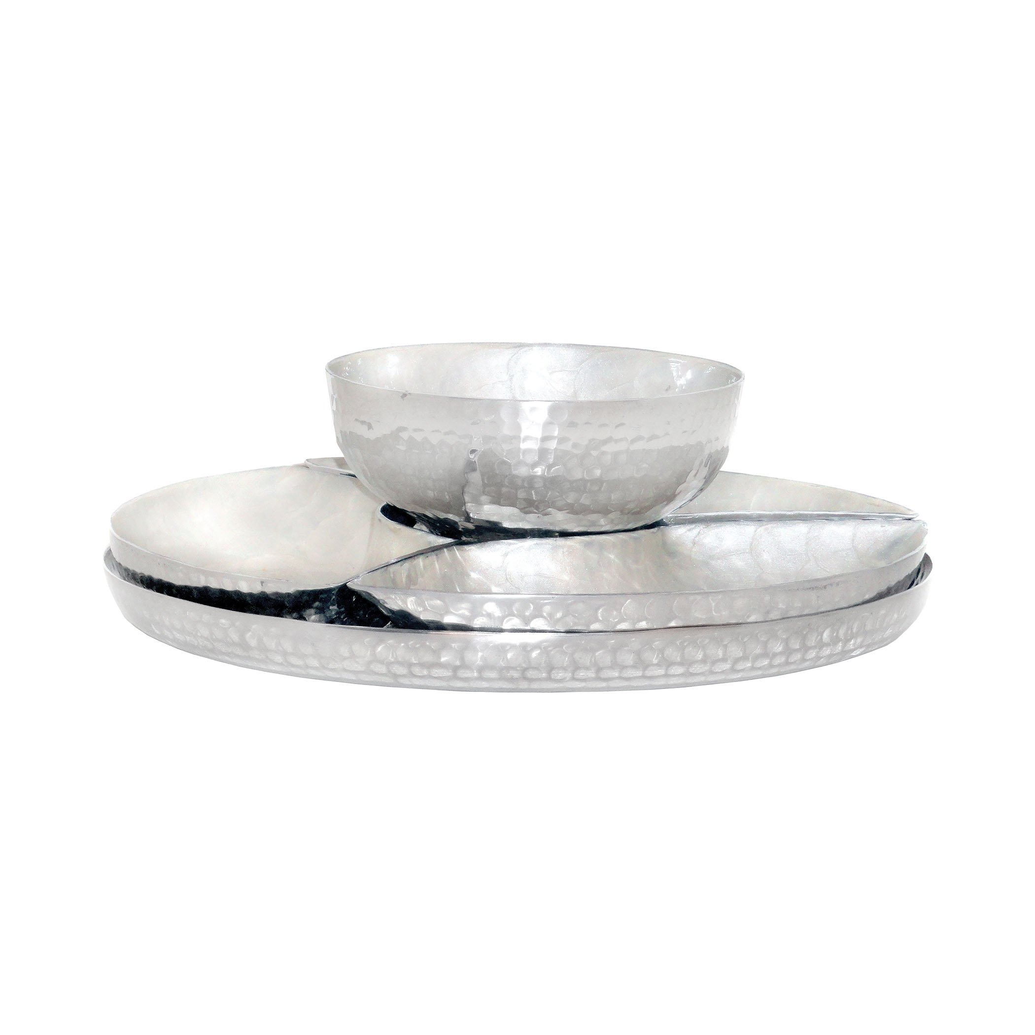 OKSLO Reef chip and dip bowl 608452
