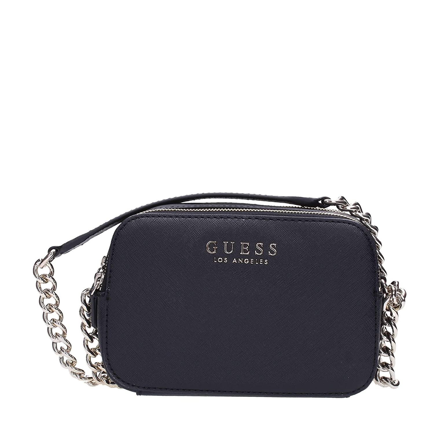 Guess Robyn Camera Black Crossbody Tas HWEV71 80140 BLA