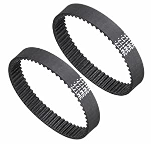 2 Pack Planer Drive Belt 324830-02 For Black & Decker 7696 Types 6-7, BD713, DeWALT KW715,KW713