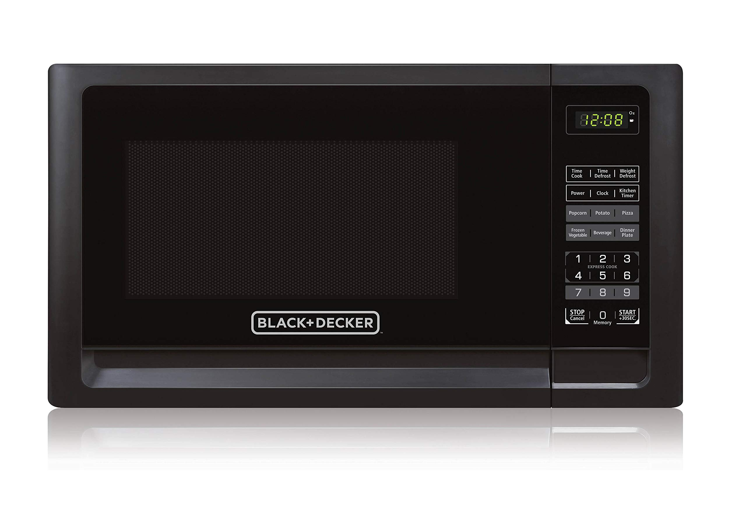 Black+Decker EM925AFO-P2 0.9 Cu. Ft. Digital Microwave by BLACK+DECKER