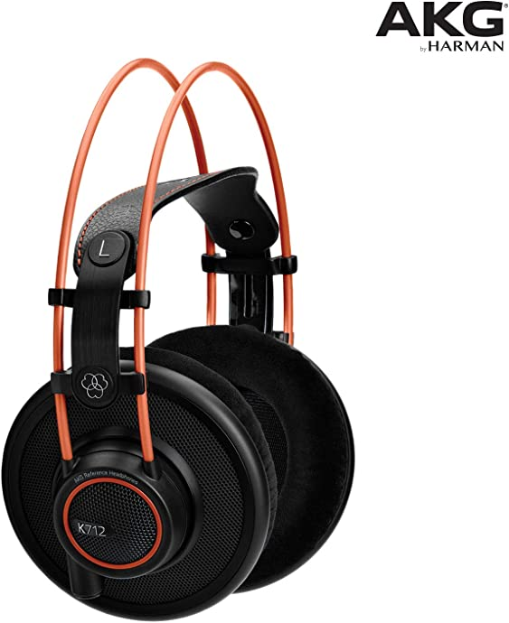 AKG 爱科技 K712 PRO 专业开放式头戴监听耳机 ¥1319