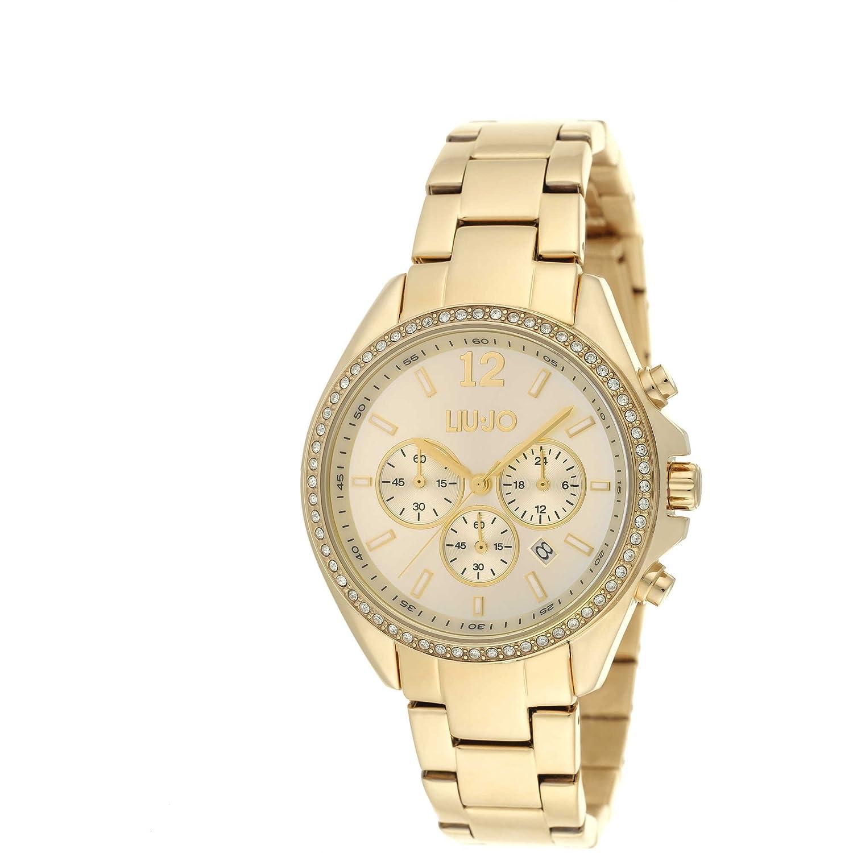 Liu Jo Luxury Damenuhr Premiere Chronograph TLJ1039