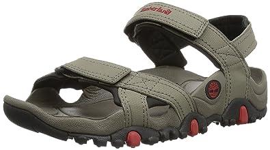 Timberland Trail Way Pew, Men's Sandals, Granite Grey, 11 UK