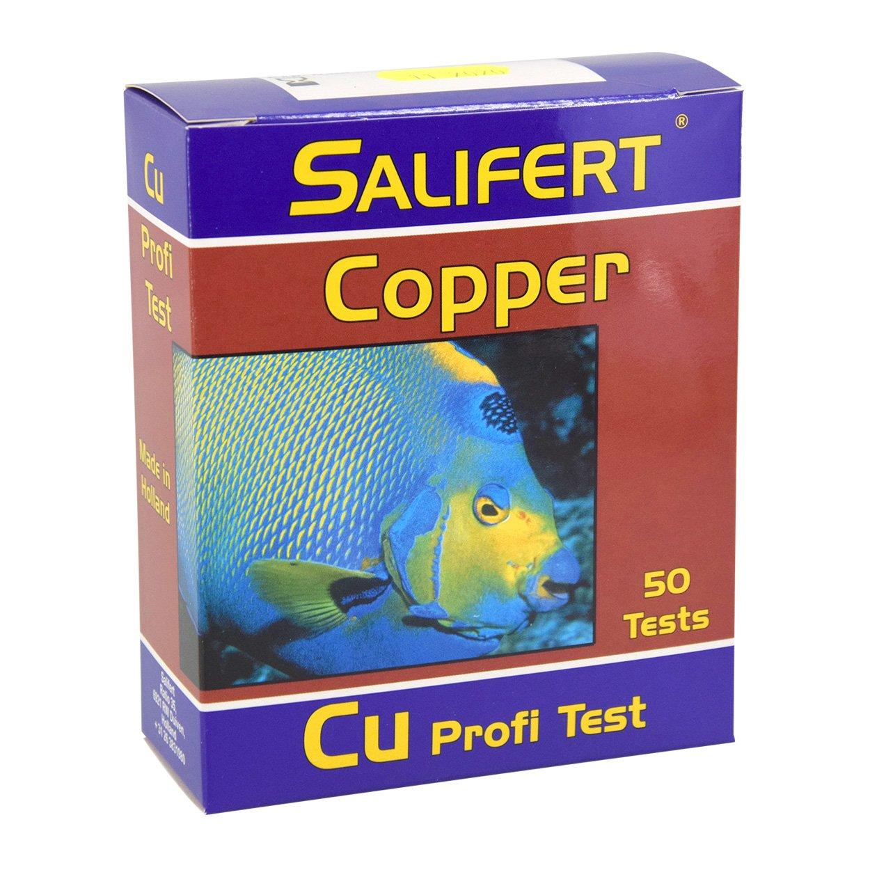 Salifert COPT Copper Test Kit