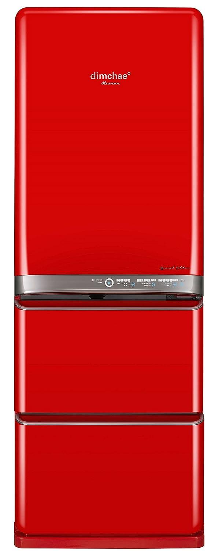 Dimchae Maman Kimchi Refrigerator 418 L (14.76 Cu. Ft.) DPEA-427TPD (Romantic Red)