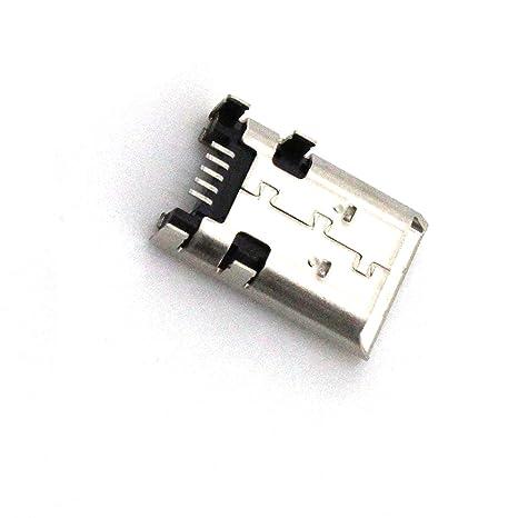 Amazon.com: Generic 5 pines conector puerto de cargador de ...