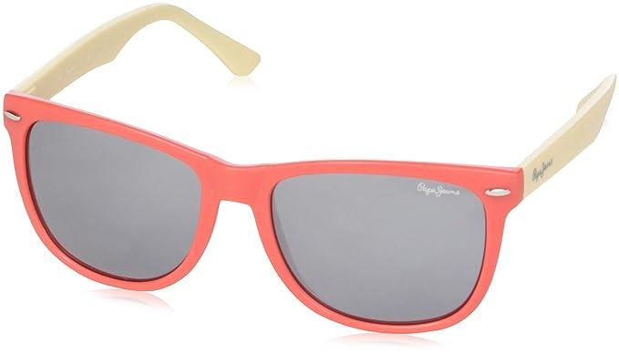 Pepe Jeans Pj7049C2357 Gafas de sol, Coral, 57 Unisex ...
