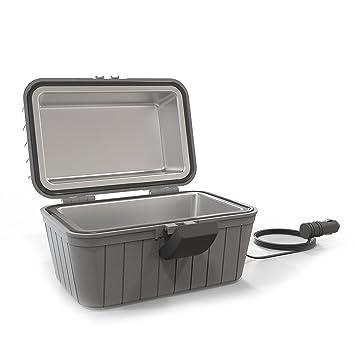 Gideon calefacción eléctrica caja de almuerzo 12 V portátil estufa – Fiambrera de calefacción para coche