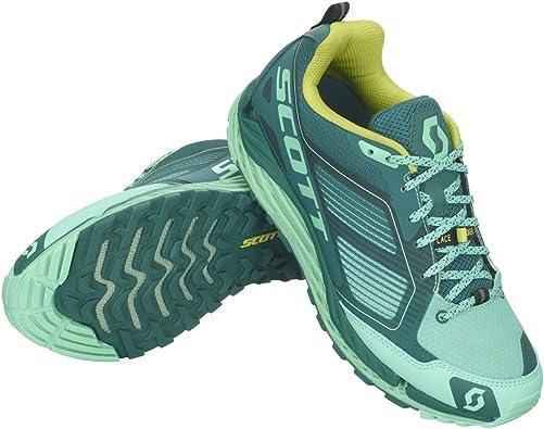 SCOTT Zapatillas WS T2 Kinabalu 3.0 Verde: Amazon.es: Zapatos y complementos