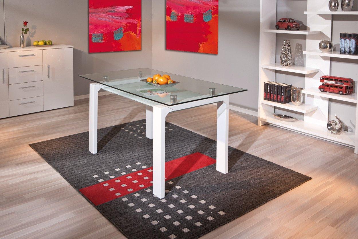Links 50700350 Esstisch Küchentisch Glastisch Esszimmer Tisch Küche ...