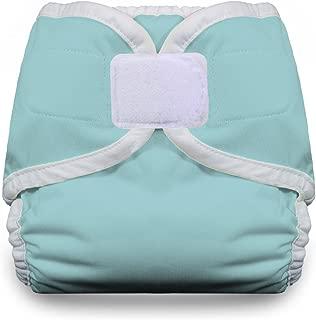 product image for Diaper Cover Hook & Loop, Aqua Medium