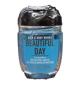 Bath & Body Works Beautiful Day Pocketbac Hand Sanitizer 1 Oz