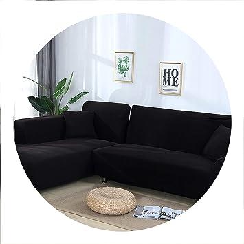 Amazon.com: Jacquard Fabric fit 1/2/3/4 seat Sofa Cover ...