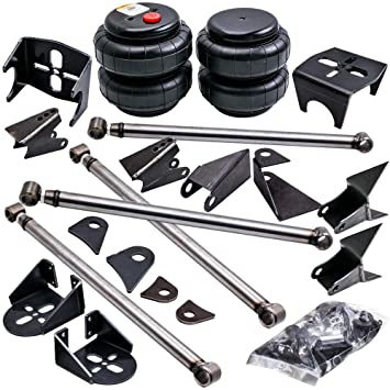 Amazon com: Waverspeed 4 Link Kits, Universal Rear Weld-On