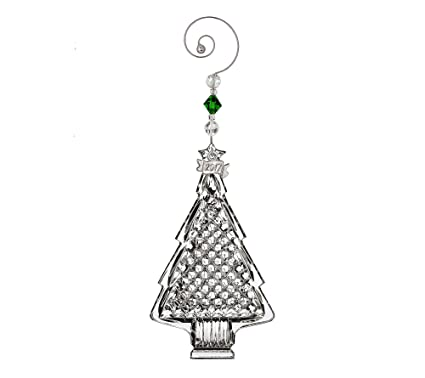 Amazon.com: Waterford Christmas Tree Ornament: Home & Kitchen