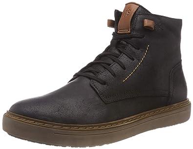 d7b24059975da Josef Seibel Men's's Quentin 27 Classic Boots Black (Schwarz-Kombi 101) ...