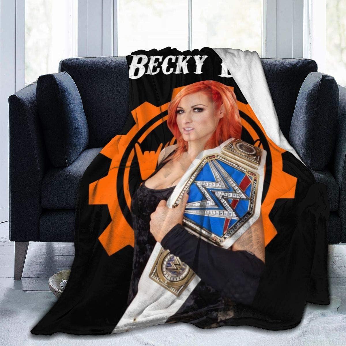 Becky Lynch Ultra-Soft Micro Fleece Blanket