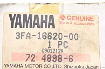 89-13 YAMAHA BREEZE GRIZZLY 125 ATV CLUTCH SHOE CARRIER ASSY 3FA-16620-00-00 NEW