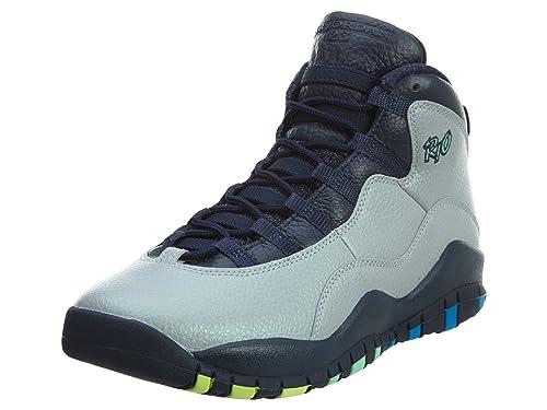 Nike Air Jordan 10 Retro Bg, Zapatillas de Deporte para Niños: Jordan: Amazon.es: Zapatos y complementos
