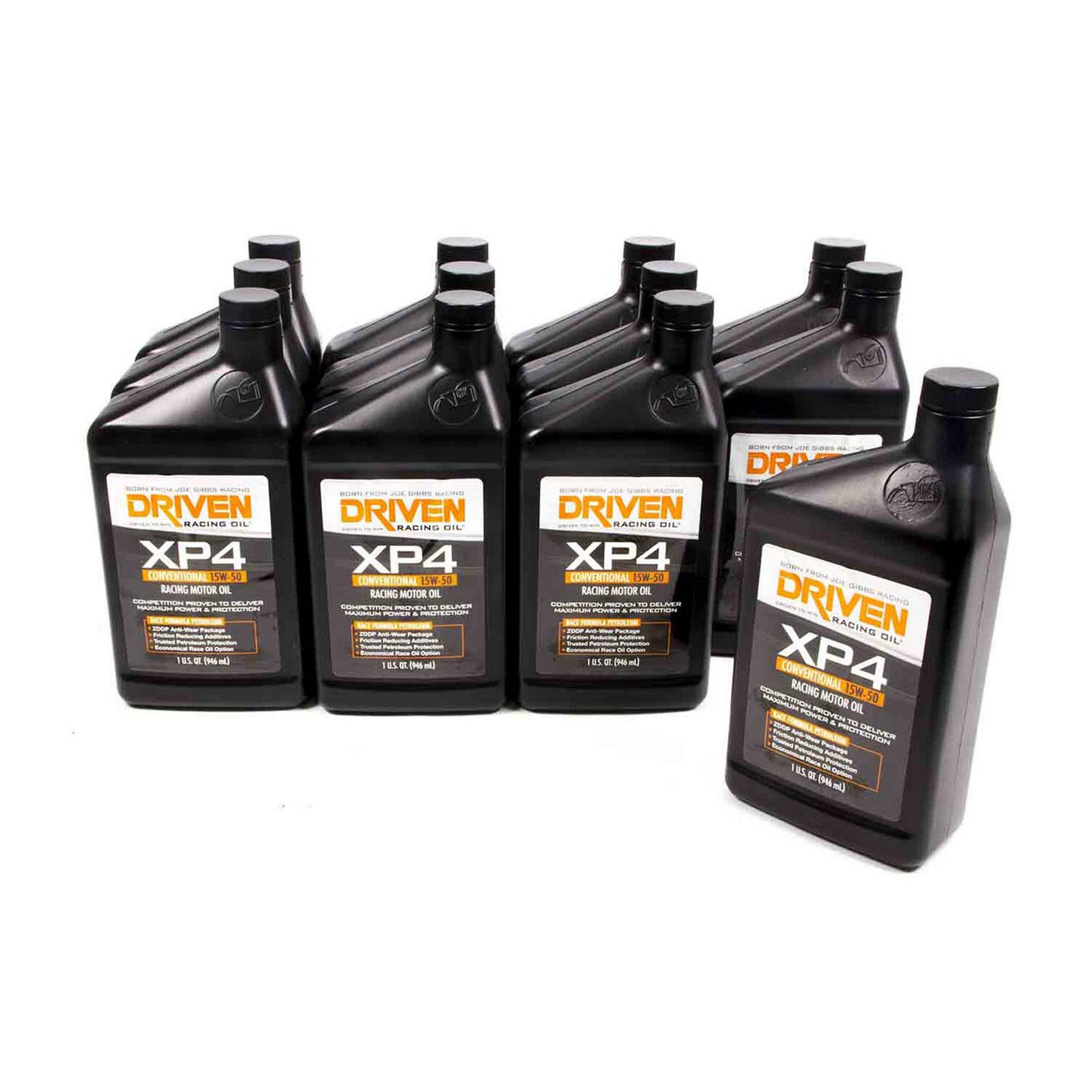 Joe Gibbs Performance 00507 XP4 12PK 15W-50 PETROLEM