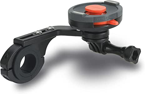 Tigra Sport FitClic Neo Magnetic Bike Forward Mount for Smartphones, Black/Orange