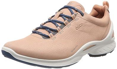 d4a62257b04584 ECCO Damen Biom Fjuel Multisport Indoor Schuhe Pink (Muted Clay 1309) 36 EU