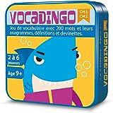 Aritma VocaDingo CM1/CM2 - Jeux de cartes éducatif - Vocabulaire