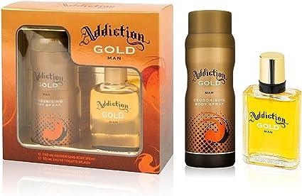Addiction Gold Man Eau De Toilette