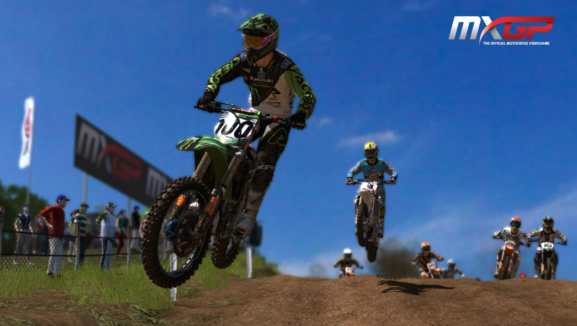 MXGP 14: The Official Motocross Videogame by Bandai (Image #30)