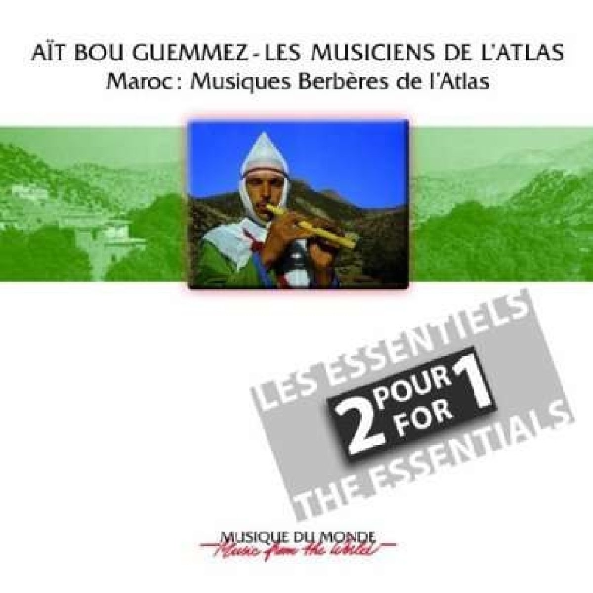 Berber Music from Morocco by Buda Musique