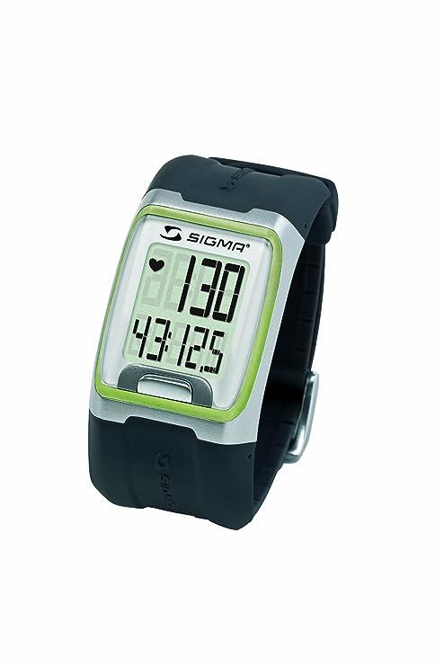 Sigma pc3.11 Heart Rate Monitor, color verde: Amazon.es: Deportes y ...