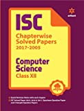 ISC Chapterwise Solved Papers Computer Science for Class 12