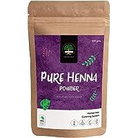 GreenTree Pure Henna Powder 100% Natural and Chemical Free (100 gms)