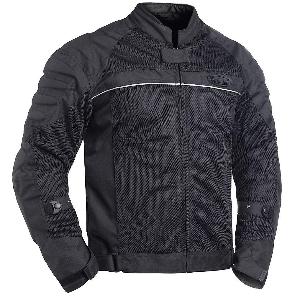 BILT Blaze Mesh Motorcycle Jacket - LG Tall, Black