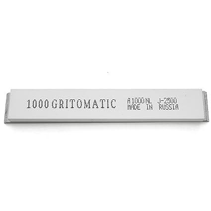 Amazon.com: Gritomatic - Piedra de afilar de óxido de ...