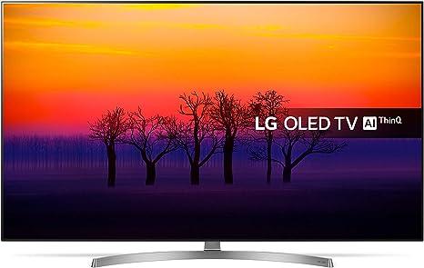 LG OLED55B8SLC 55-Inch Premium 4K Ultra HD HDR Smart OLED TV (2018 Model) - Black (Certified Refurbished): Amazon.es: Electrónica