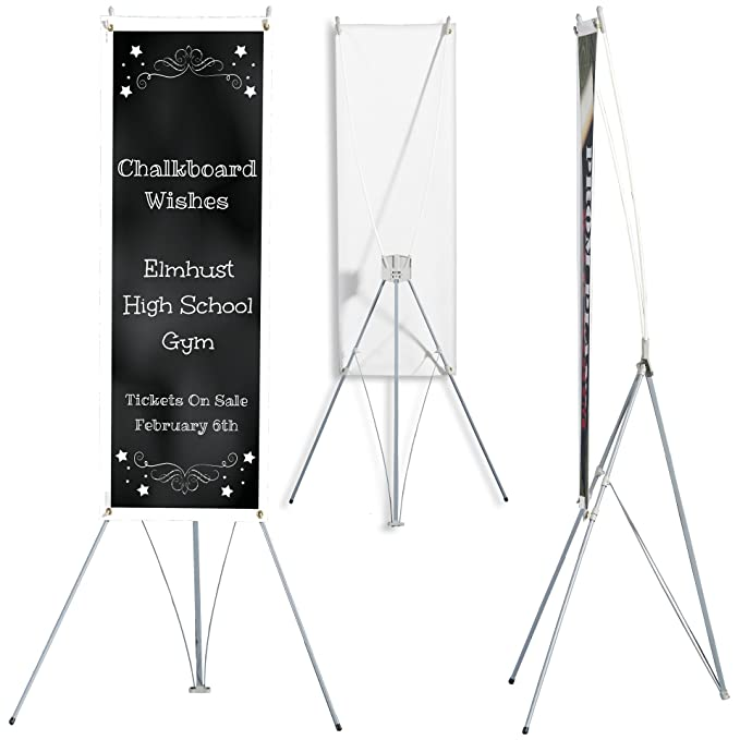 Amazon.com: vertical banner stand: kitchen & dining